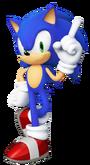 Modern Sonic (Sonic Generations)