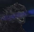 Godzilla face