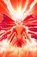 Super Flare Superman