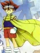 Tai digimon manga