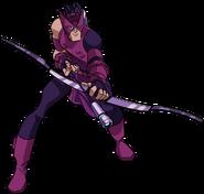 Earth's Mightiest Hawkeye