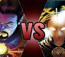 Doctor Strange vs. Doctor Fate