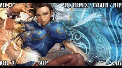 Street Fighter - Chun Li's theme METAL COVER-1