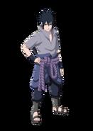 Sasuke:- Rinnegan