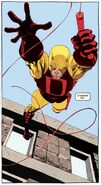 Daredevil yellowsuit