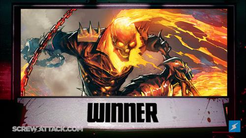 Ghost Rider Winner