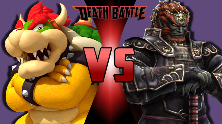 DEATH BATTLE: Bowser vs Ganon Review and Thoughts by ChrisNest on