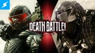 DEATH BATTLE! Prophet VS Predator