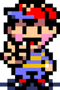 Ness Sprite - Fuzzy Pickles