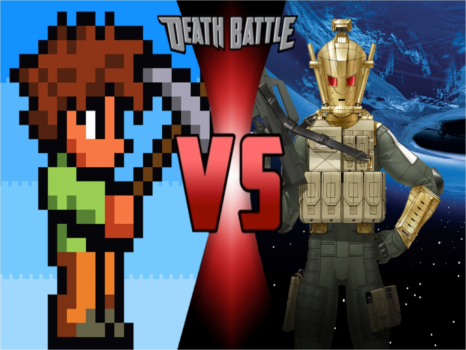 Terraria Guy vs Tadano Hitonari | Death Battle Fanon Wiki | FANDOM ...