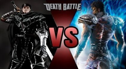 Guts vs kenshiro