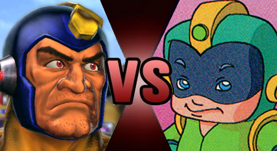 Bad Box Art Mega Man Vs Captain N Mega Man Death