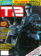The Terminator - Terminator 2 Judgment Day Movie Magazine