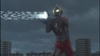 Ultraman D specium ray