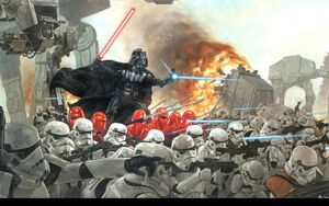 Star wars darth vader galactic empire imperial army 1280x800 68053