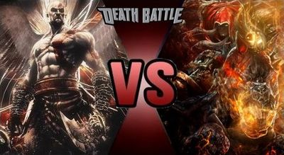 Kratos vs War 2