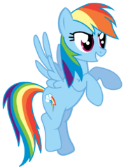 Rainbow Dash Apro319