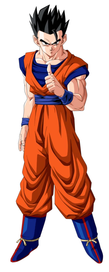 Colored 037 gohan 004 by vicdbz-d3bbn0r