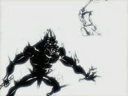 Jack Fighting Astral Demon