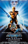 Masters of The Universe - He-Man as seen in the 1987 live action movie