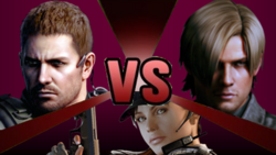 Resident Evil Battle Royale Fake Thumbnail