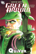 DC Comics - Green Arrow as seen on the front comic cover