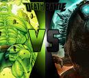 Godzilla vs. Hulk