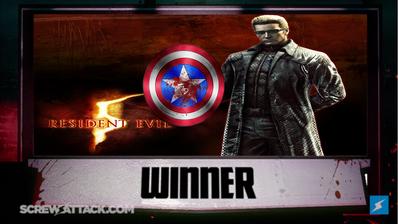 Wesker Wins