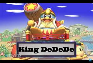 King DeDeDe is perfect