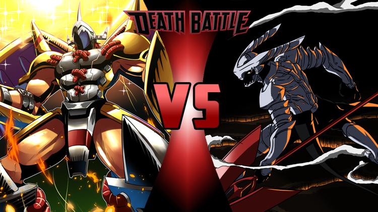 WarGreymon vs Tatsumi/(Incursio) | Death Battle Fanon Wiki ...