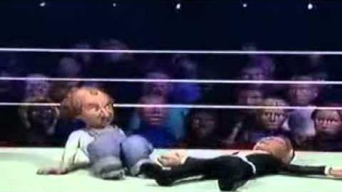 Celebrity deathmatch-The Three Stooges vs. The Three Tenors
