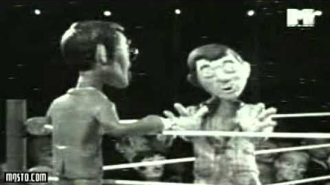Celebrity Deathmatch Jerry Lewis Vs Dean Martin