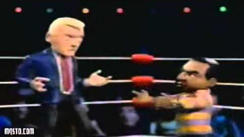 Celebrity Deathmatch Rick Schroder vs Gary Coleman
