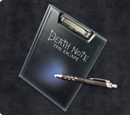 Death Note the Escape goods 01