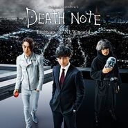 LNW OST cover