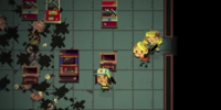 Swarmed Arcade