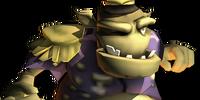 Sergeant Orque