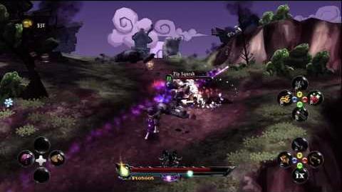 DeathSpank Co-op Gameplay