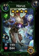 Horus creature card