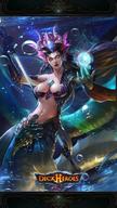 Naga Mistress backdrop