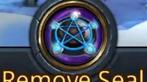 Remove Seal
