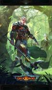 Axe Warden backdrop
