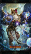 Horus backdrop