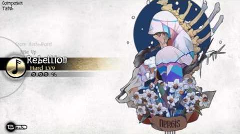 Deemo The Last Recital Book of Alice Rebellion