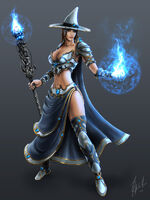 Tales of Magic Sorceress by picster