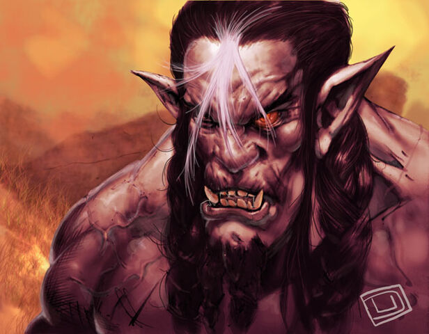 File:An orc warrior by el ecle.jpg
