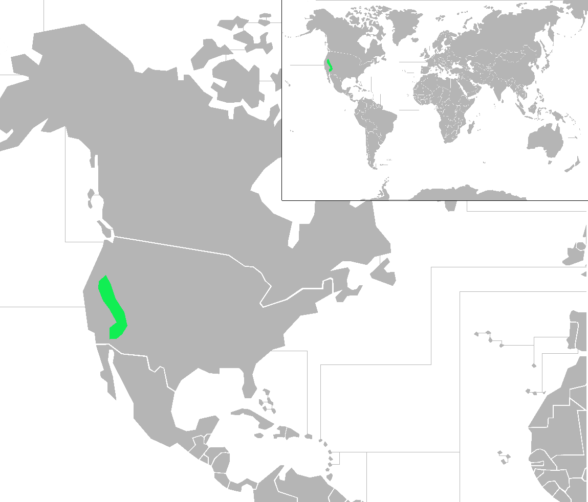 Imagen  Mapamundi  Sierra Nevadapng  Deer Hunter Wikia