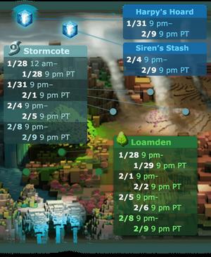 M&G schedule1