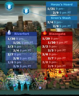 M&G schedule2