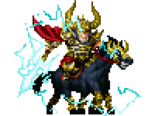 Odin Stormgod Sprite